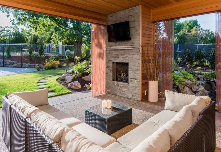 Placement Considerations for Your Outdoor Entertainment Equipment