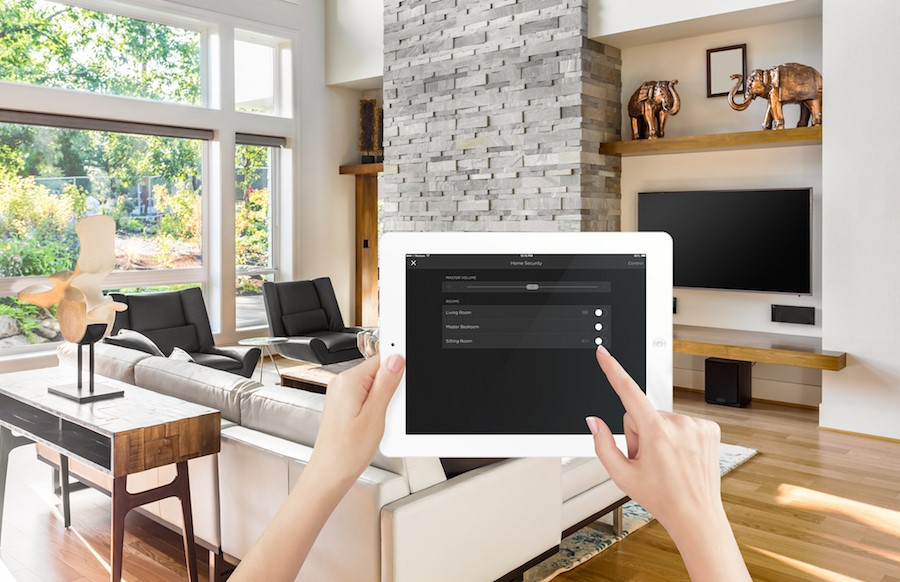 A Remodel Is a Perfect Time To Install Home Automation